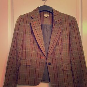 Dillard's brand wool blazer